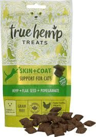 True hemp treats skin+coat 50gr