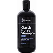 Classic horse shampoo 500ml