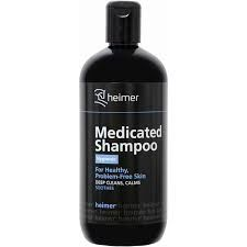 Medicated shampoo 500ml