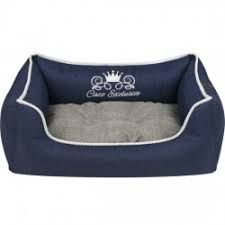 Cazo soft bed royal line navy 65x50cm