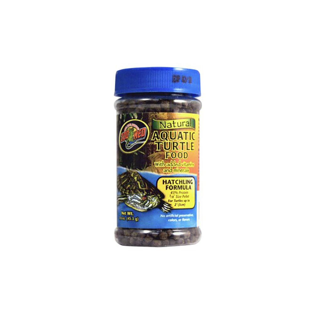 Zoo Med Aquatic Baby Turtle Food 45,3g