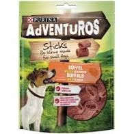 Adventuros sticks Bøffel small dogs 90gr