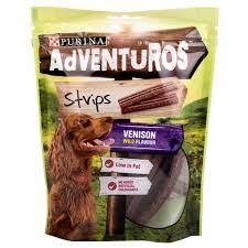 Adventuros Strips Venison 90gr