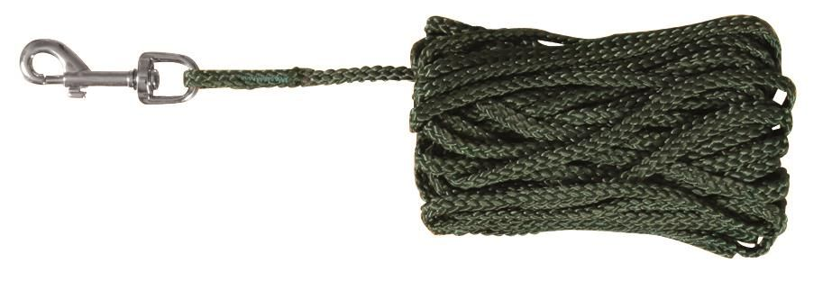 Trixie Sporline 15m/ø5mm Grønn