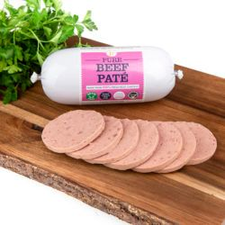 JR Pure Beef Pate 80 g