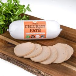 JR Pure Chicken Pate 200 g