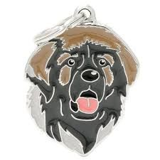 My Family Leonberger tag