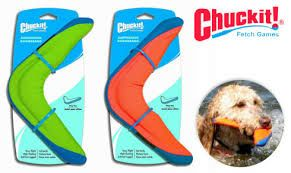 Chuckit boomerang medium