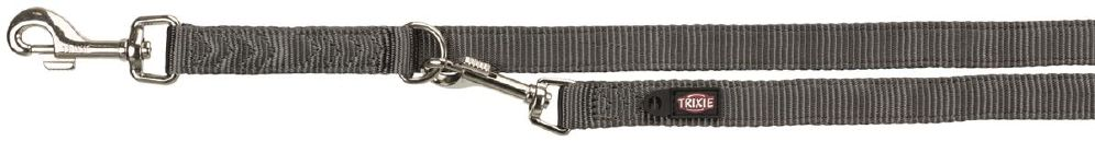 Trixie premium koppel multi 2m/20mm svar