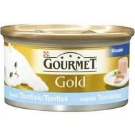 Purina Gourmet gold mousse tunfisk 85gr