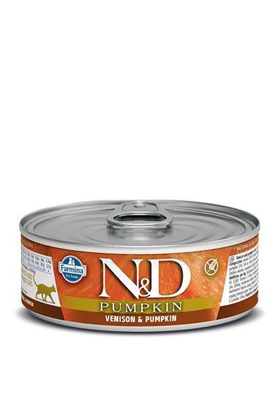 N&D Pumpkin - Venison & pumpkin 80g