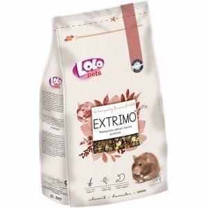 Hamstermat Extrimo premium 750gr