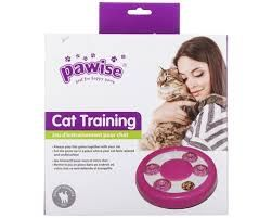 Pawise cat training