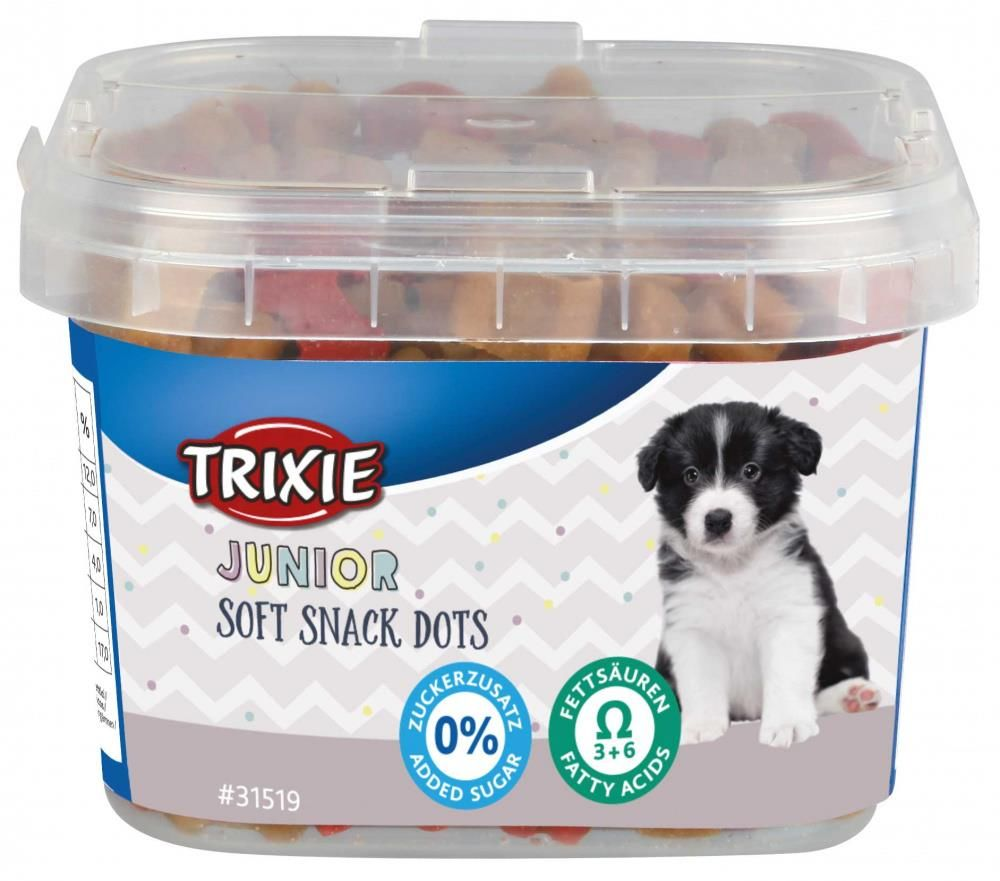 Trixie junior Soft Snack Dots 140g