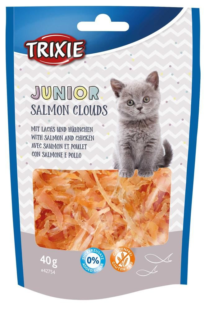 Trixie Junior Salmon Clouds 40g