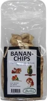 Bello Banan chips 150gr