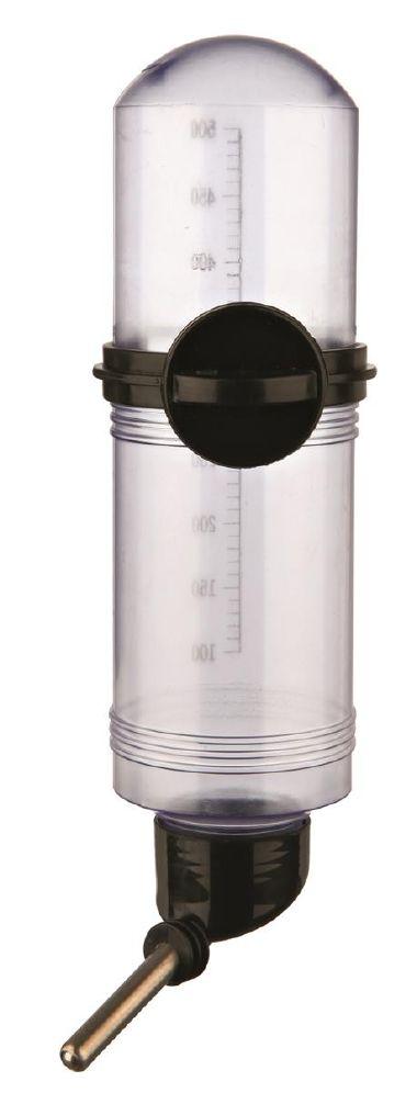 Drikkeflaske 500ml M/Plastikkskrue
