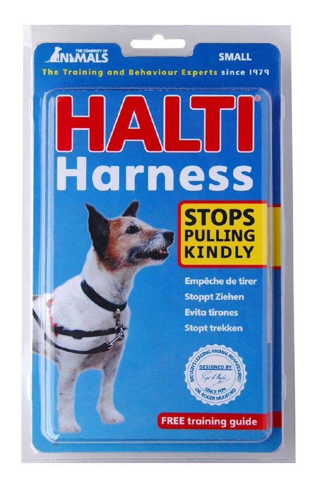 Halti Harness Sort/Rød S