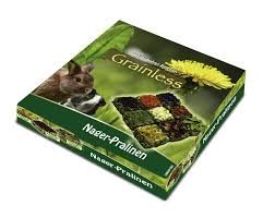 JR GRAINLESS RODENT-PRALINES 125g