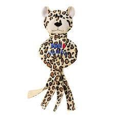 Kong Wubba no stuff leopard large