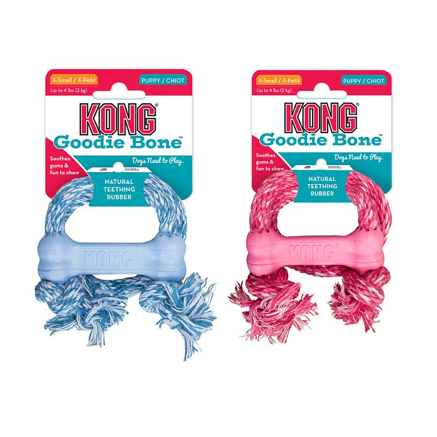 Kong Puppy Goodie Bone X-small