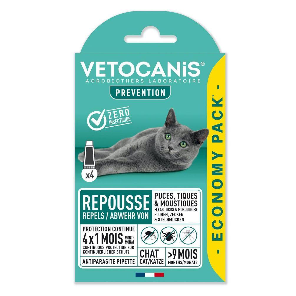 Katt Anti-parasitt Spot onflåttmiddel