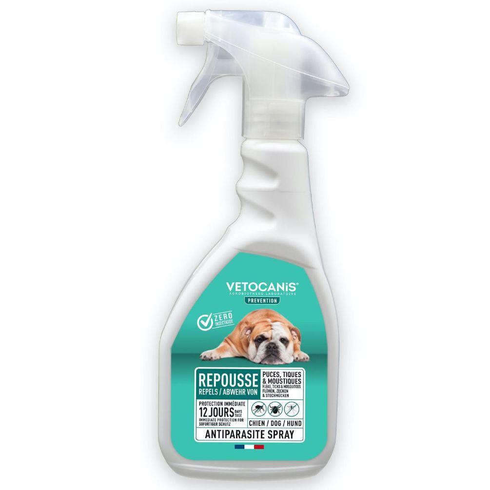 Spray flåttmiddel til Hund