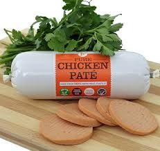 JR Pure Chicken Pate 80 g