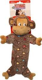 Kong Speckles Low stuff monkey L