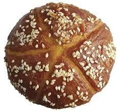 Bakery Bread Roll m/kylling 100gr