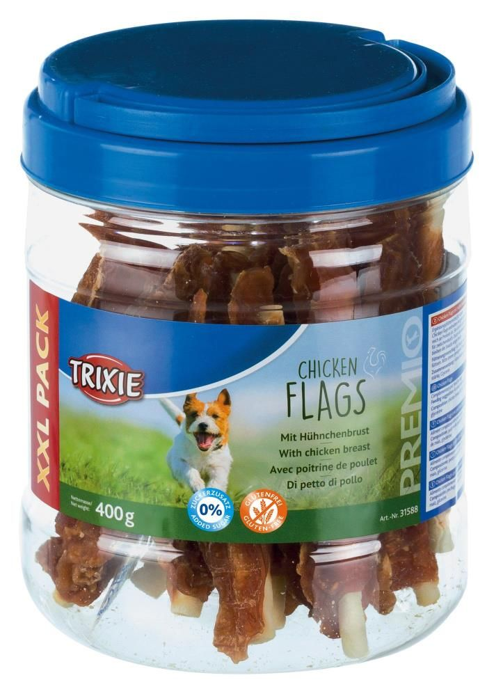 Trixie chicken Flags 400gr