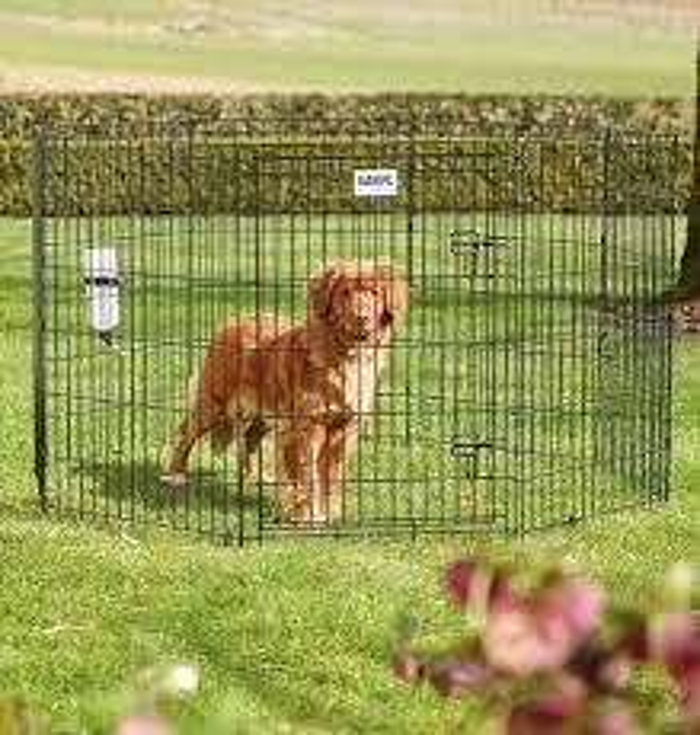Savic Dog Park 91x61cm x8stk