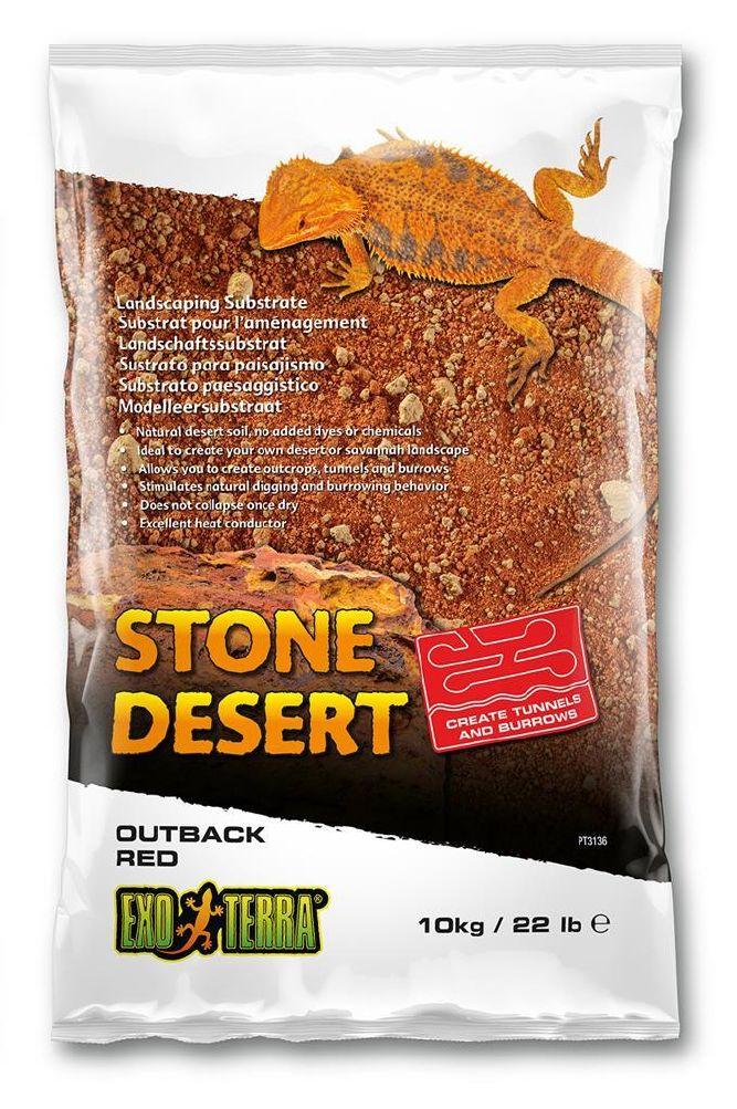 ExoTerra Outback Red Stone desert 10 kg