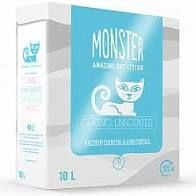 Monster Kattesand classic unscented 10L