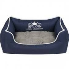 Cazo soft bed royal line navy 95x75cm