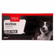 Dogman hundeposer valuepack 400stk