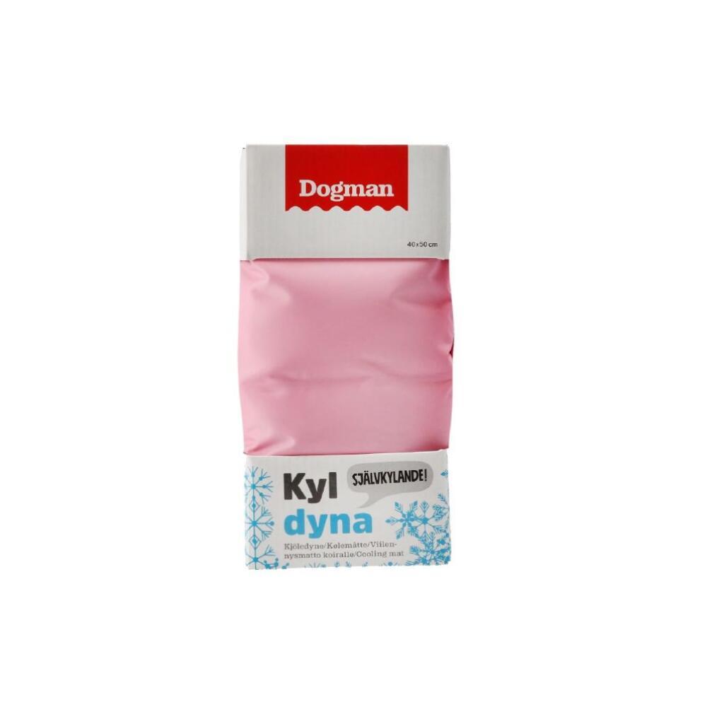 Dogman Kyldyna Chilly lysrosa 40x50cm