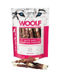Woolf duck and rawhide twister 100gr