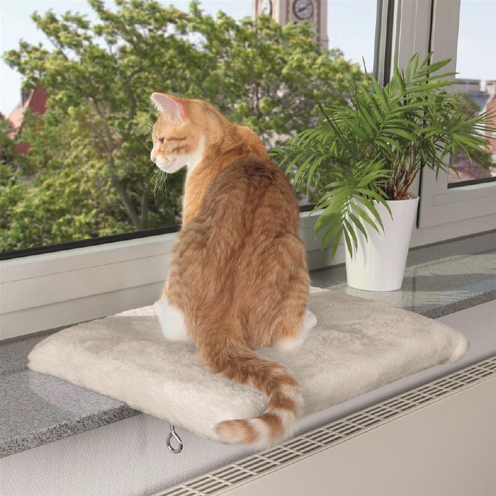 Trixie Katt Liggeplate til Vindu 51x36cm
