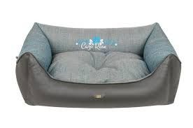 Cazo Bed soft blue rose 73x57cm