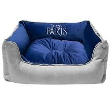 Cazo Bed paris navy blue 65x50cm
