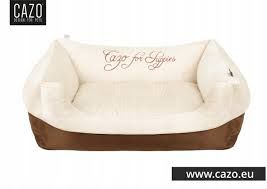 Cazo soft bed puppy beige 75x60cm