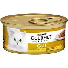 Purina Gourmet Gold pate kylling 85gr