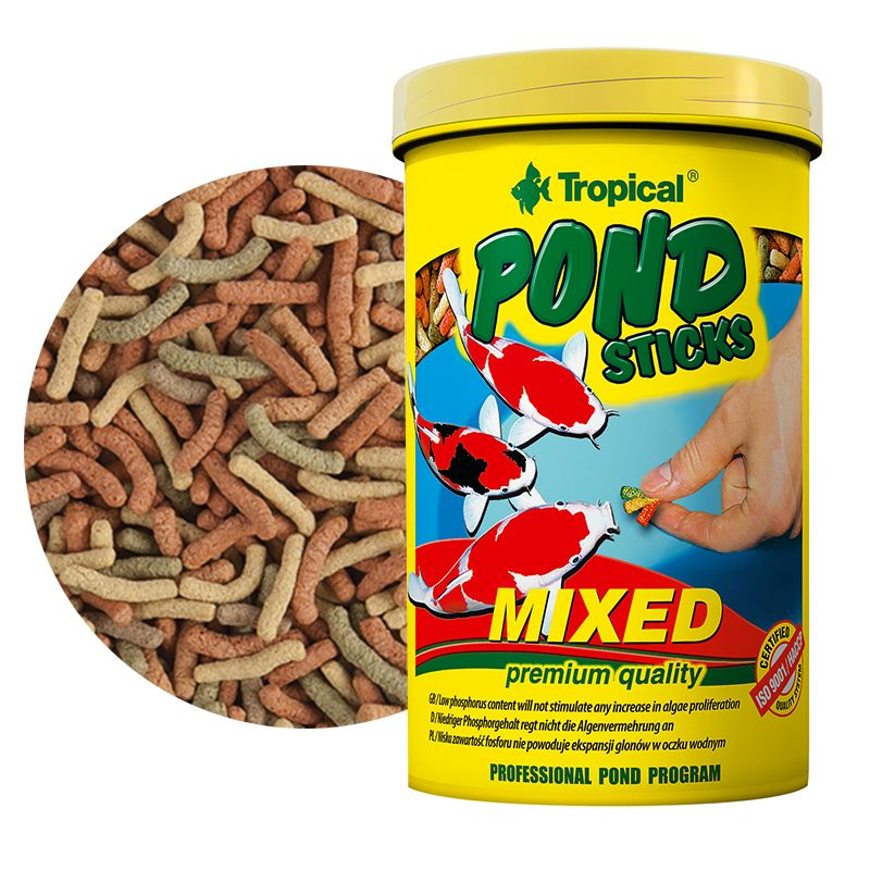 Tropical Pond Sticks mixed 1000ml