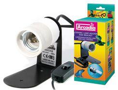 Arcadia Lampeholder for 20w fuglelys
