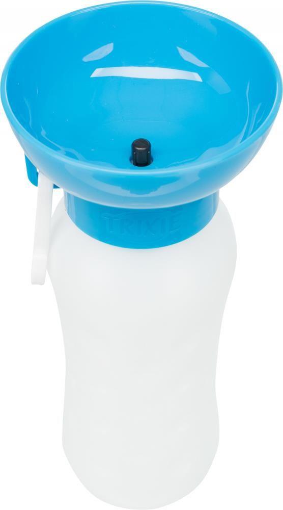 Reisesett Drikkeflaske m/skål 550ml