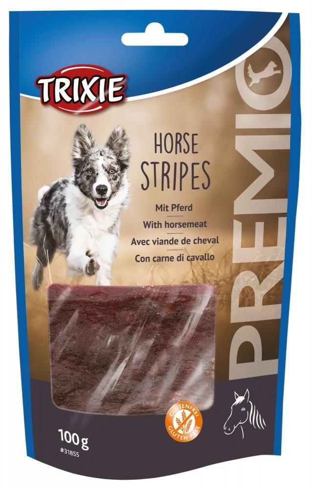 Trixie premio Horse Stripes 100gr