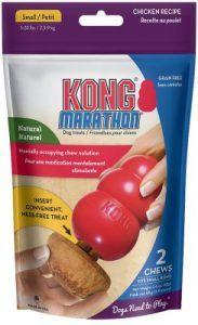 Kong marathon small 2pk  chicken