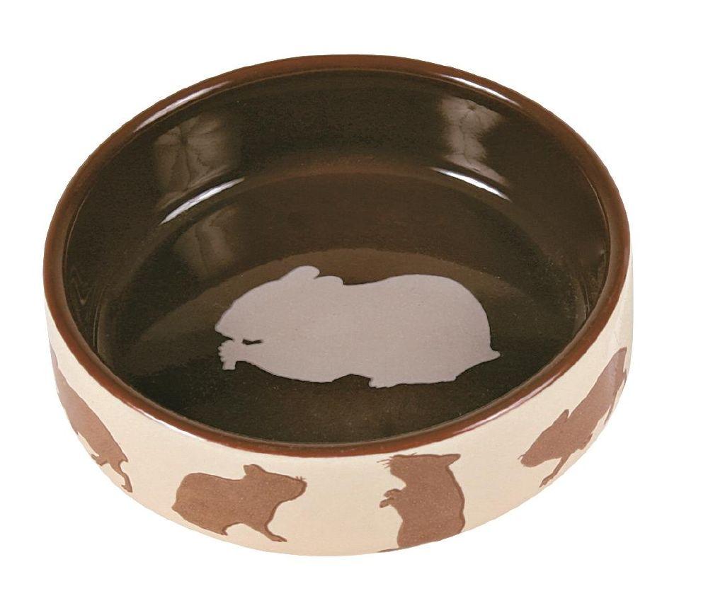 Matskål Porselen Hamster 80ml 8cm