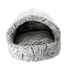 Iglo snowy grå 35x33x30cm